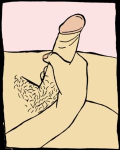 masturbarse chico